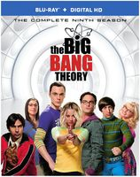 The Big Bang Theory [TV Series] - The Big Bang Theory: The Complete Ninth Season