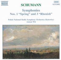 Polish National Radio Symphony Orchestra - Symphony 1 & 3