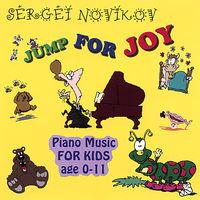 Sergei Novikov - Jump For Joy