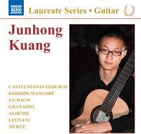 Mangore / Bach / Granados / Mertz / Junhong - Guitar Recital