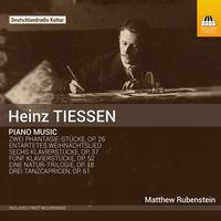 Matthew Rubenstein - Piano Music