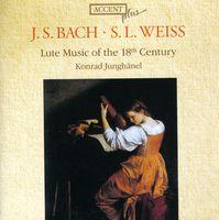 Konrad Junghanel - German Lute Music Of The 18th Century