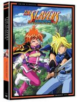 Slayers - Slayers: Season 4 and 5 - Classic
