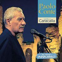 Paolo Conte - Live In Caracalla - 50 Years Of Azzurro (Live)
