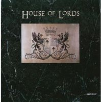 House Of Lords - House Of Lords [Import]