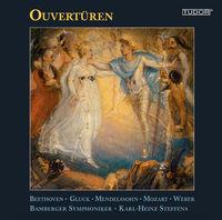 Ive Mendes - Mendelssohn Beethoven Cherubini Gluck: Overtures