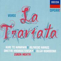Kiri Te Kanawa - Verdi: La Traviata [Import]