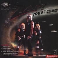 Zolar-X - Zap! You'Re Zolarized