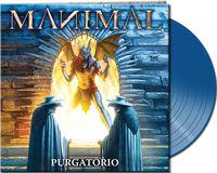 Manimal - Purgatorio (Blue) (Gate) [Limited Edition]