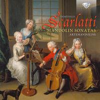Artemandoline - Mandolin Sonatas