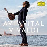Avi Avital - Vivaldi (Japan) (Shm) (Jpn)