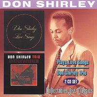 Don Shirley - Plays Love Songs/Trio