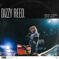 Dizzy Reed - Rock 'n Roll Ain't Easy [Limited Edition Purple LP]