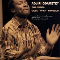 Adjiri Odametey - Teach Yourself [Import]
