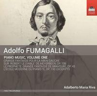 Adalberto Maria Riva - Piano Music 1