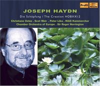 Chamber Orchestra Of Europe - Creation Hobxxi:2