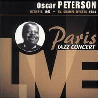 Oscar Peterson - Paris Jazz Concert Live