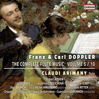 Claudi Arimany - Complete Flute Music