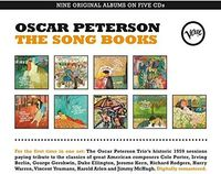 Oscar Peterson - The Song Books [Import 5CD Box Set]