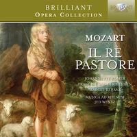 Musica Ad Rhenum - Il Re Pastore