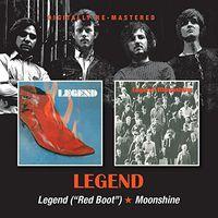 Legend - Legend Red Boot / Moonshine