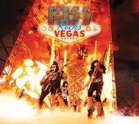 Kiss - Kiss Rocks Vegas [DVD + CD]