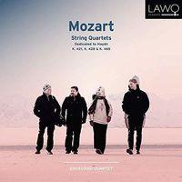 Engegård Quartet - String Quartets