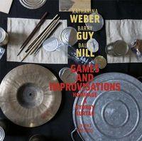 Barry Guy - Games Improvisation