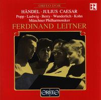Handel - Giulio Cesare-Comp Opera