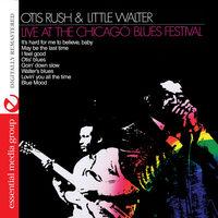 Otis Rush - Live at Chicago Blues Festival