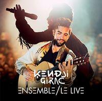 Kendji Girac - Ensemble Le Live (Wbr) (Fra)