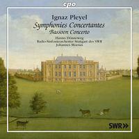 Pleyel - Syms Concertantes / Bassoon Concerto