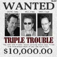 Lloyd Jones - Triple Trouble
