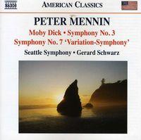 Seattle Symphony - Moby Dick / Symphonies Nos. 3 & 7