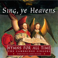 JOHN RUTTER - Sing Ye Heavens Hymns for All