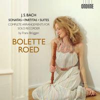 Bolette Roed - Sonatas Partitas & Suites