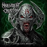 Malevolent Creation - The 13th Beast [Import LP]
