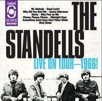 The Standells - Live 1966 [Vinyl]