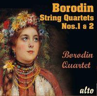 Borodin Quartet - Alexander Borodin String Quartets Nos.1 & No.2