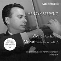 Henryk Szeryng - Four Seasons / Violin Concerto (Rmst) (Ger)