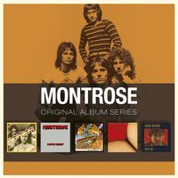 Montrose - Original Album Series [Import]
