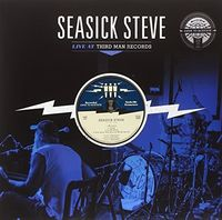 Seasick Steve - Live at Third Man Records 10-26-2012