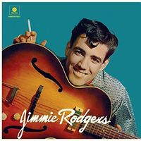 Jimmie Rodgers - Jimmie Rodgers (Debut Album) + 2 Bonus Tracks