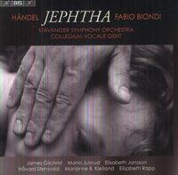 FABIO BIONDI - Jephtha