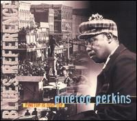 Pinetop Perkins - Pïnetop Is Just Top (Blues Reference (Recorded In Switzerland 1976))