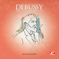 Debussy - String Quartet G Minor Op 10