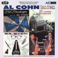 Al Cohn - Four Classic Albums Plus [Import]