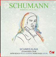 Schumann - Widmung Op. 25 No. 1 (Rmst)
