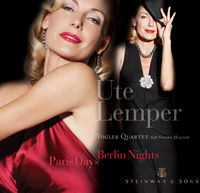 Ute Lemper - Paris Days & Berlin Nights