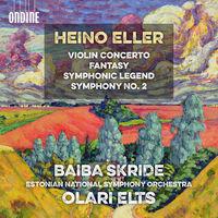 Estonian National Symphony Orchestra - Violin Concerto / Symphonic Legend